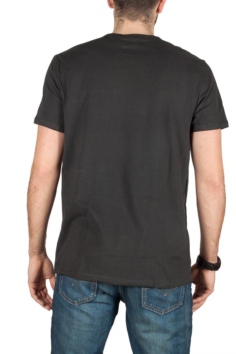 Amplified Nirvana in Utero t-shirt ανθρακί