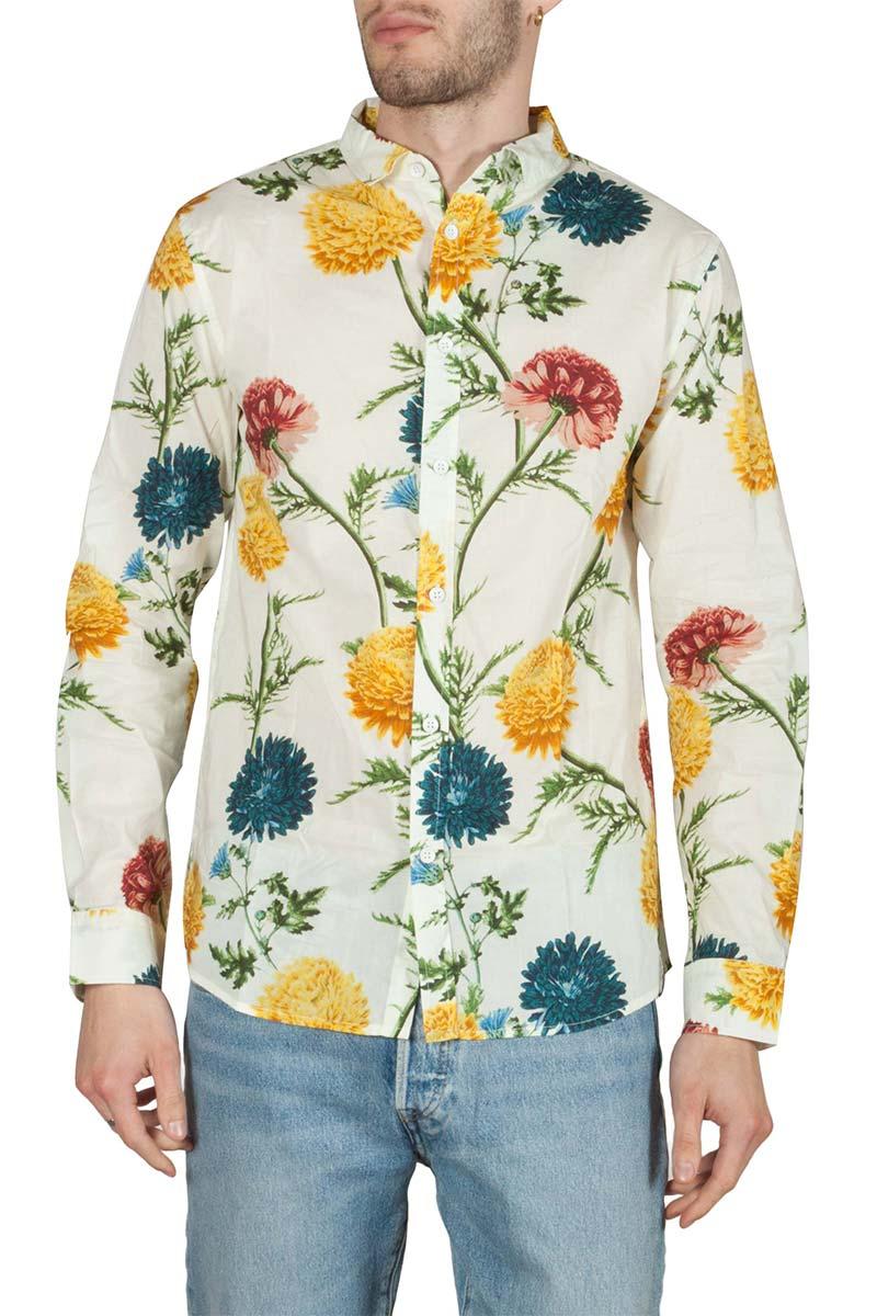 Anerkjendt Louis μακρυμάνικο πουκάμισο φλοράλ - 9219048