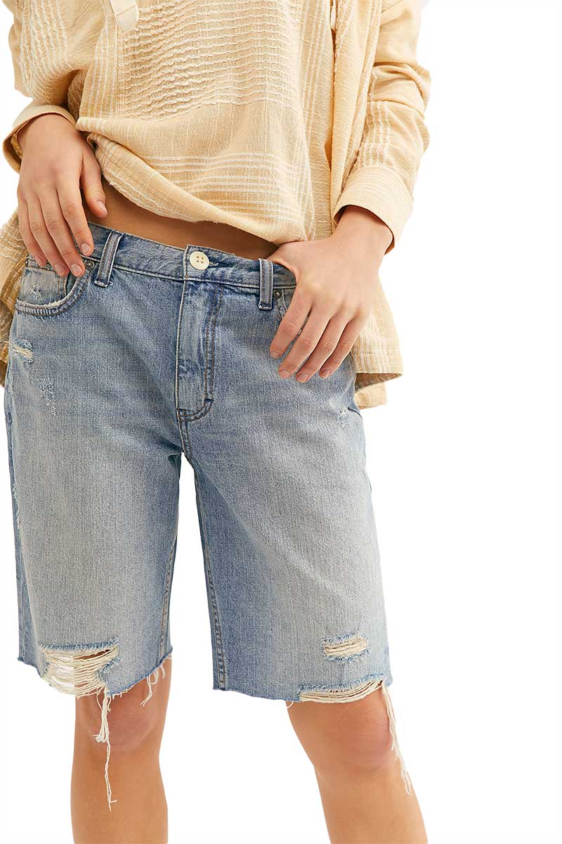 Free People Caroline cutoff denim shorts - ob894744