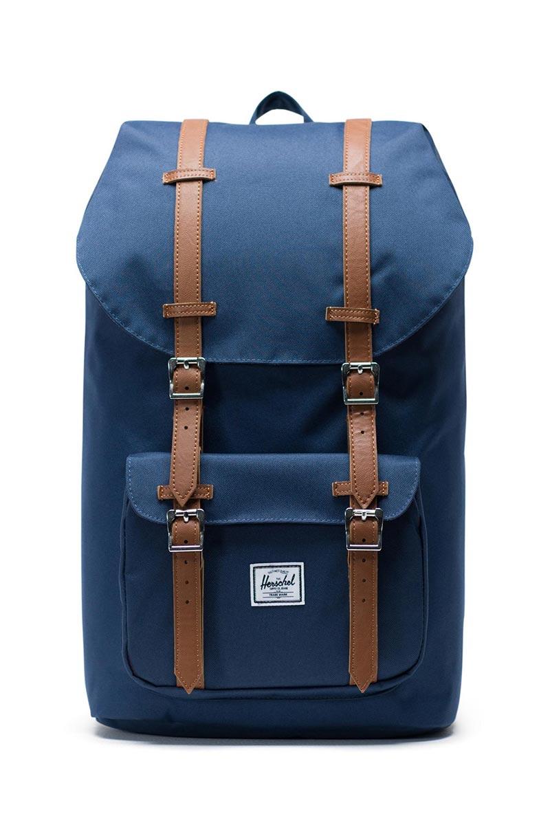 Herschel Supply Co. Little America backpack navy/tan - 10014-00007-os