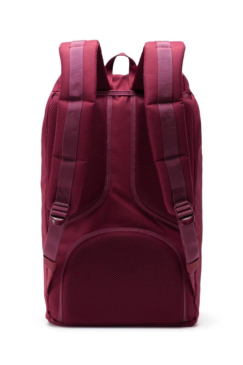 Herschel Supply Co. Little America backpack windsor wine/tan