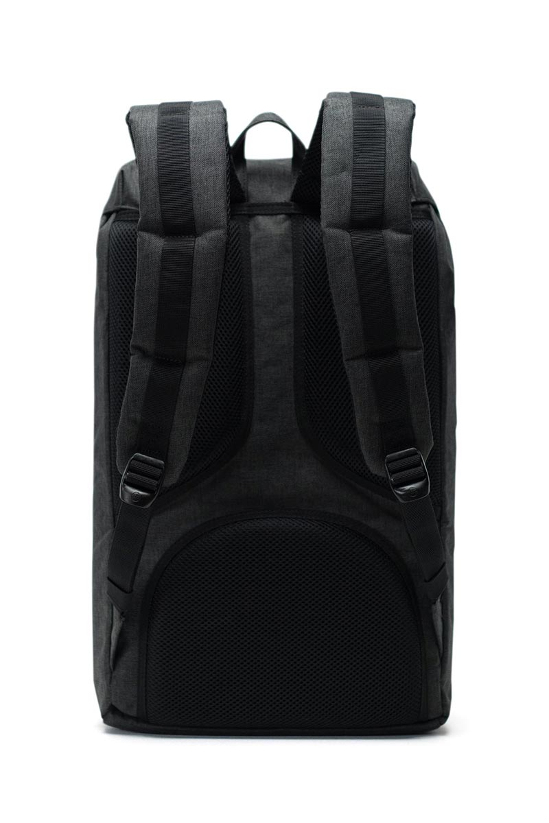 Herschel Supply Co. Little America backpack black crosshatch