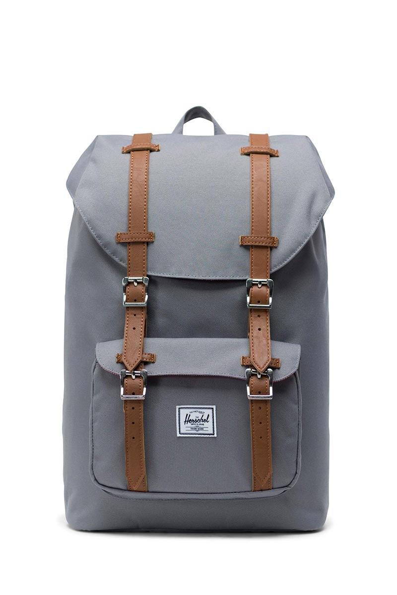 Herschel Supply Co. Little America mid volume backpack grey - 10020-00006-os