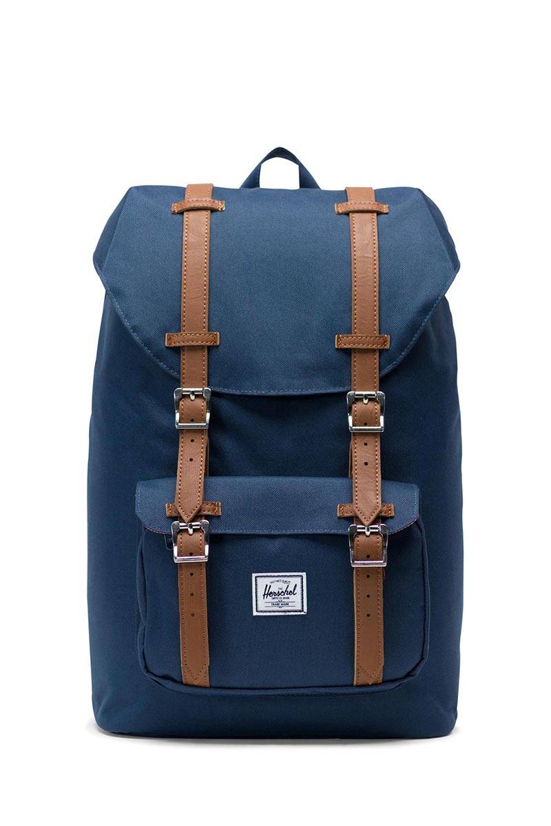 Herschel Supply Co. Little America mid volume backpack navy - 10020-00007-os