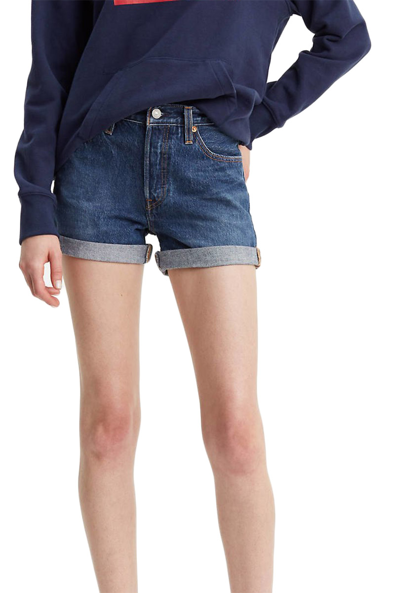 Levi's 501® long shorts blue clue - 29961-0006
