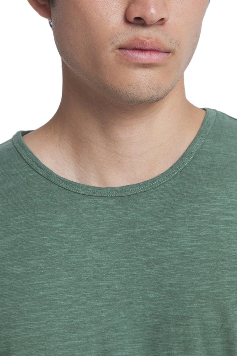Thinking Mu Hemp t-shirt green