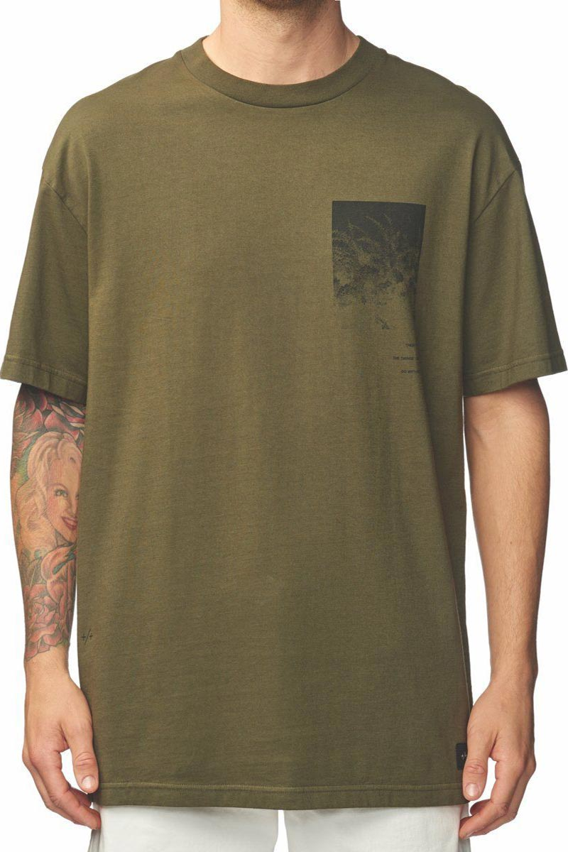 Globe Dion Agius These Things t-shirt weed - gb01820003