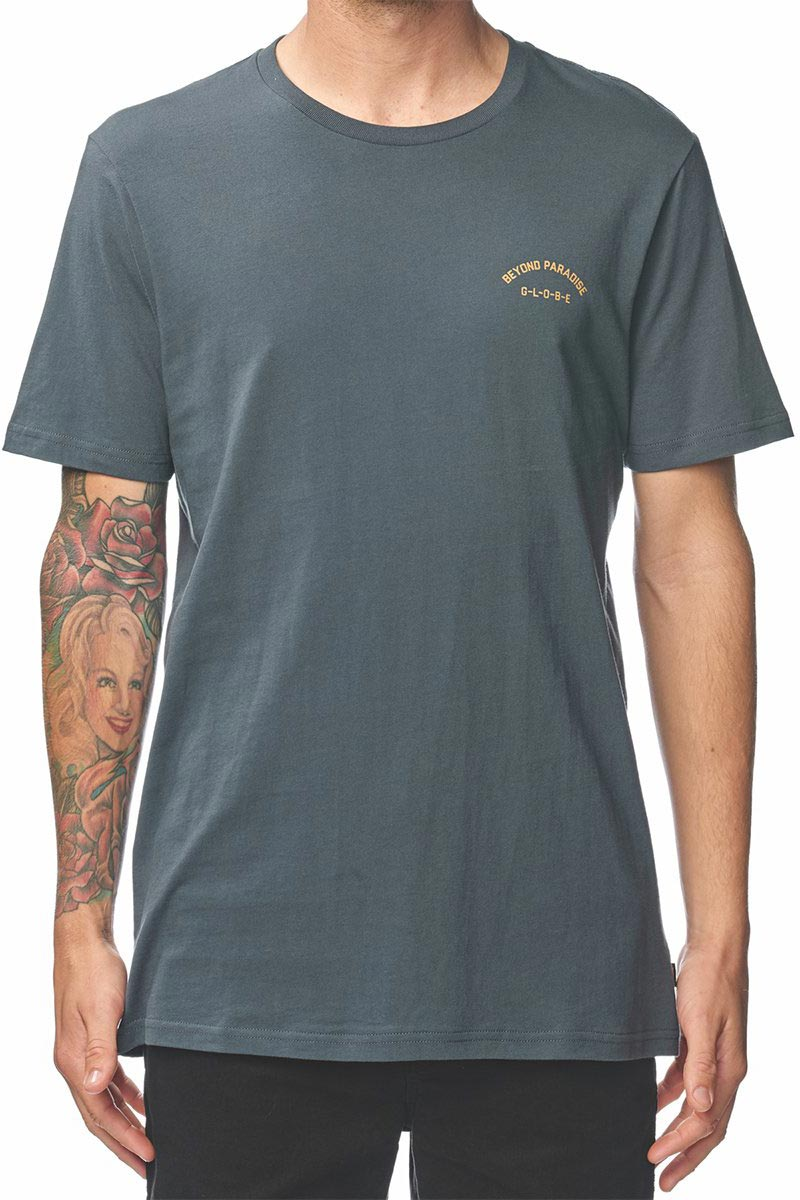 Globe Scorpio t-shirt lead - gb01810031