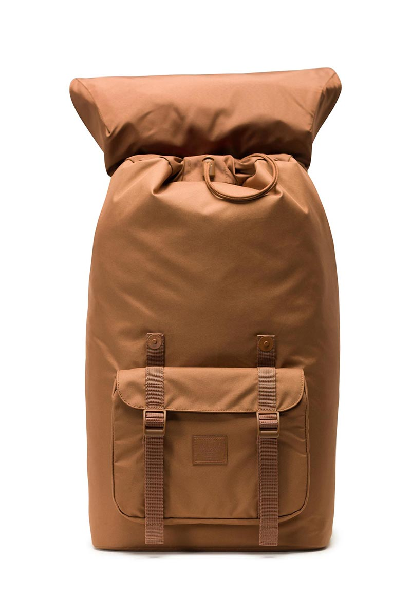 Herschel Supply Co. Little America light backpack saddle brown