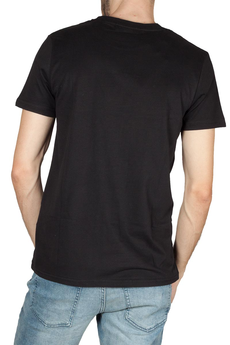 Bigbong men's t-shirt Less is more black