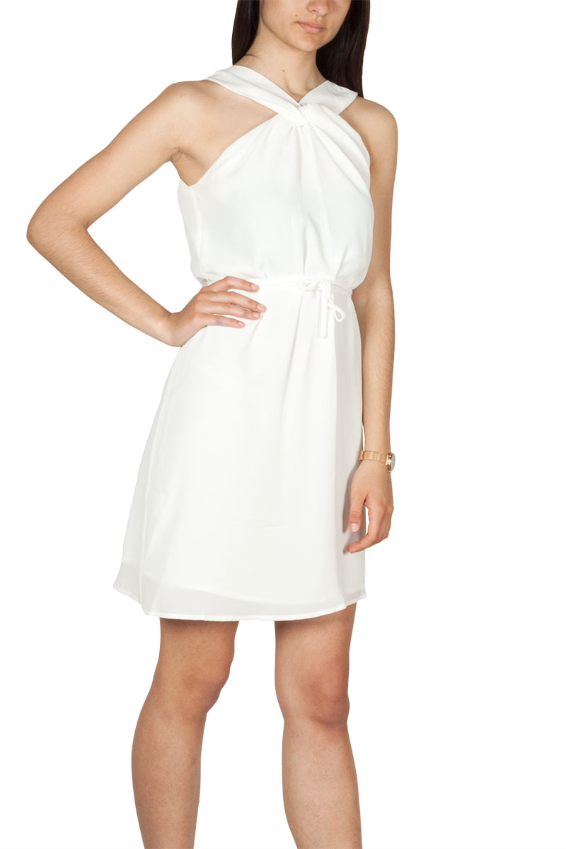 7b9b5fb654 Rut and Circle knot neck dress - rut-19-2-40
