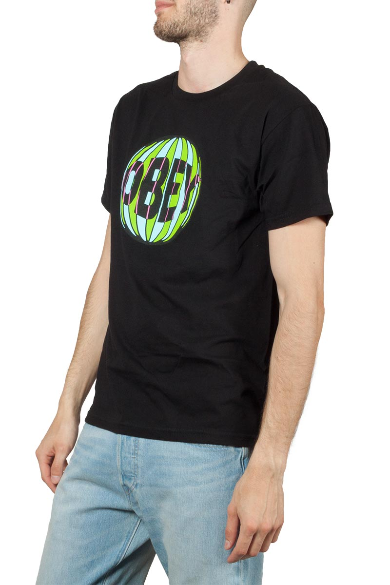 Obey Ball premium t-shirt black - 165361892