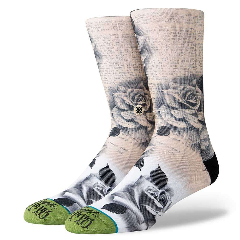 Stance BJ Beets ανδρικές κάλτσες - m545a19bjb-grn