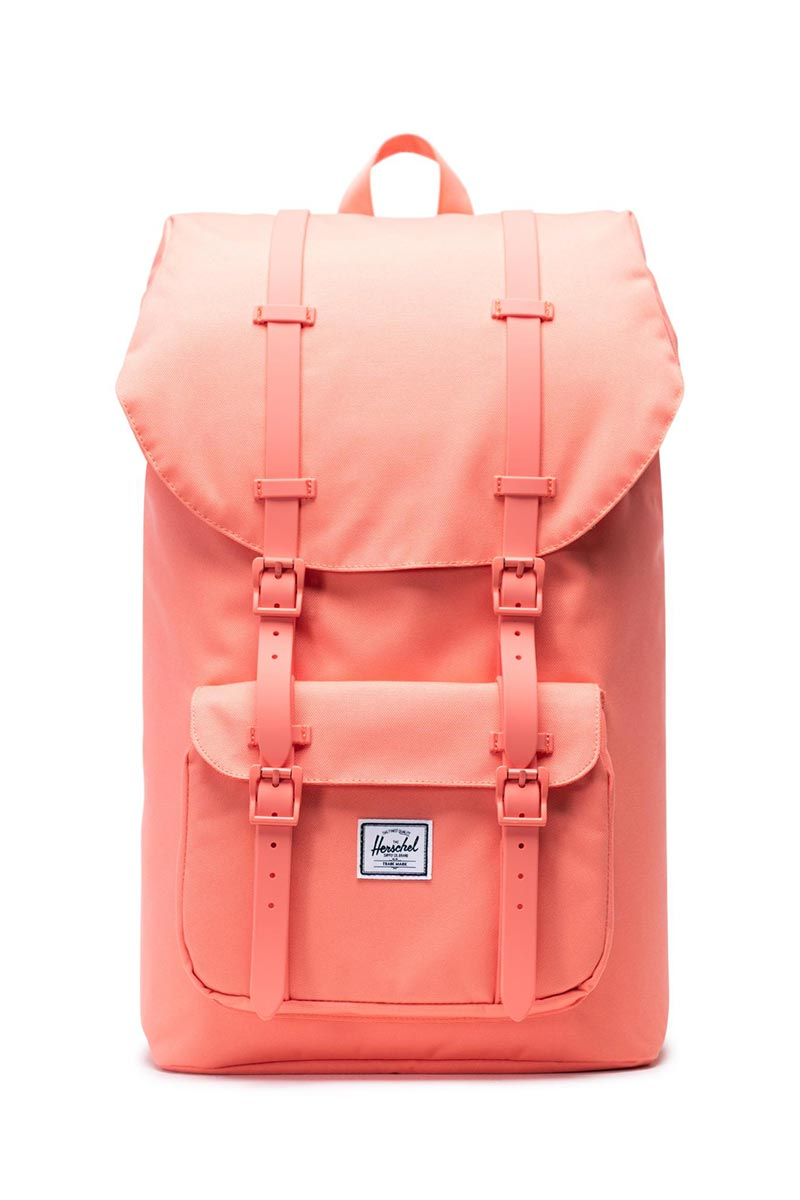 Herschel Supply Co. Little America backpack fresh salmon