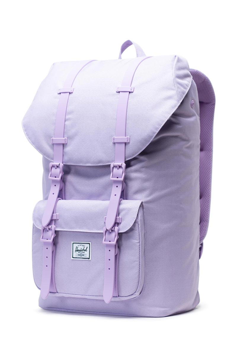 Herschel Supply Co. Little America backpack lavendula crosshatch