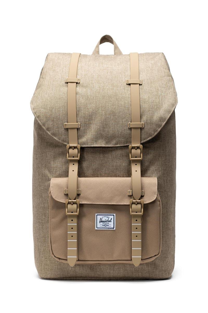 Herschel Supply Co. Little America backpack kelp crosshatch/kelp