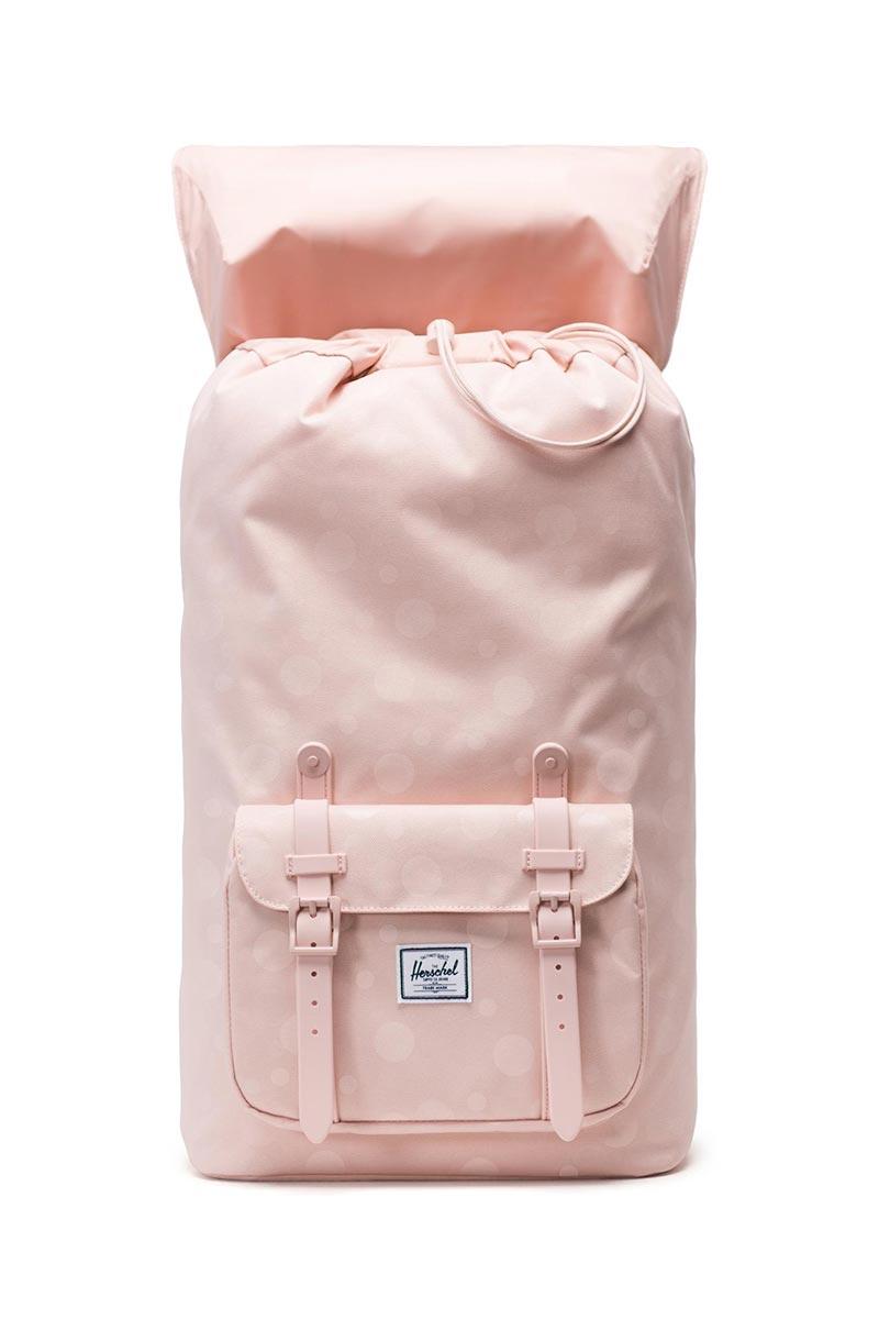 Herschel Supply Co. Little America backpack polka cameo rose