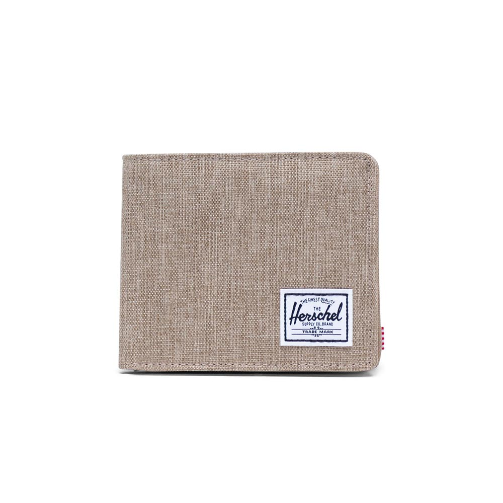 Herschel Supply Co. Roy coin wallet XL RFID kelp crosshatch/kelp - 10404-02731-os