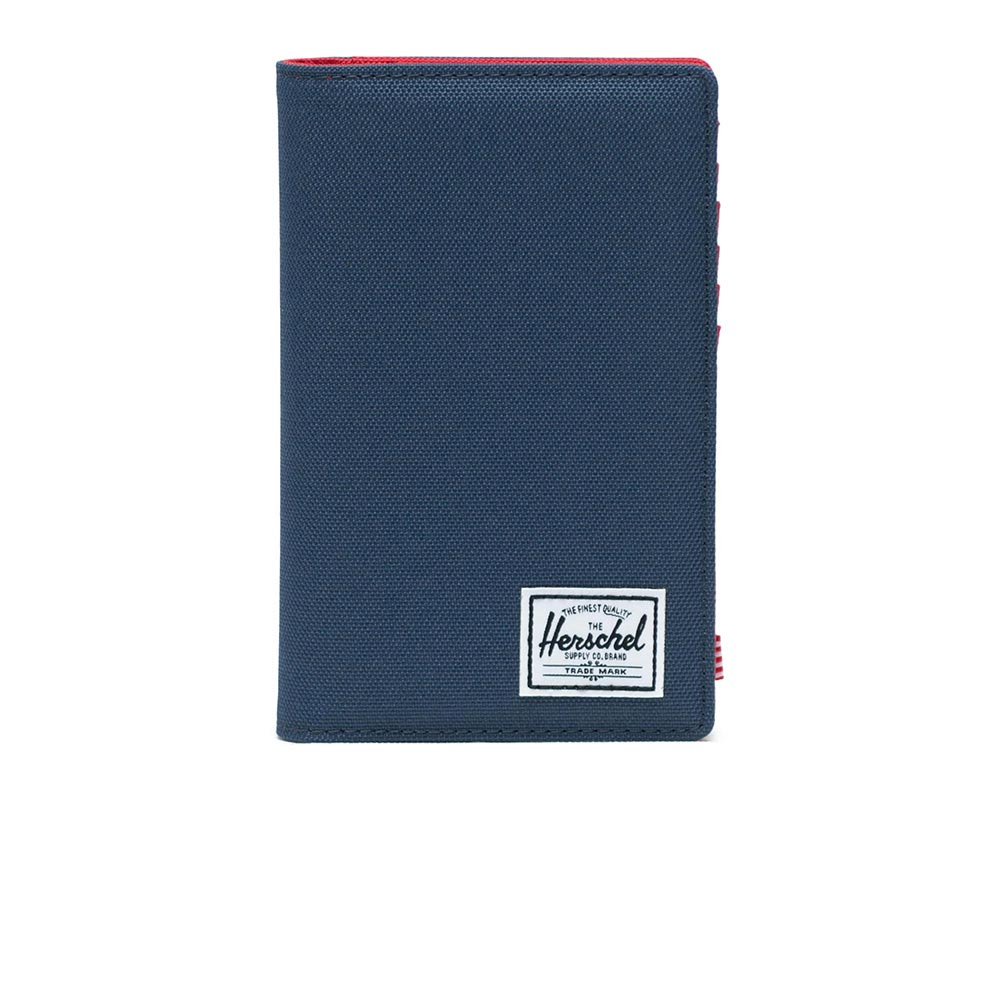 Herschel Supply Co. Search wallet RFID navy/red - 10399-00018-os