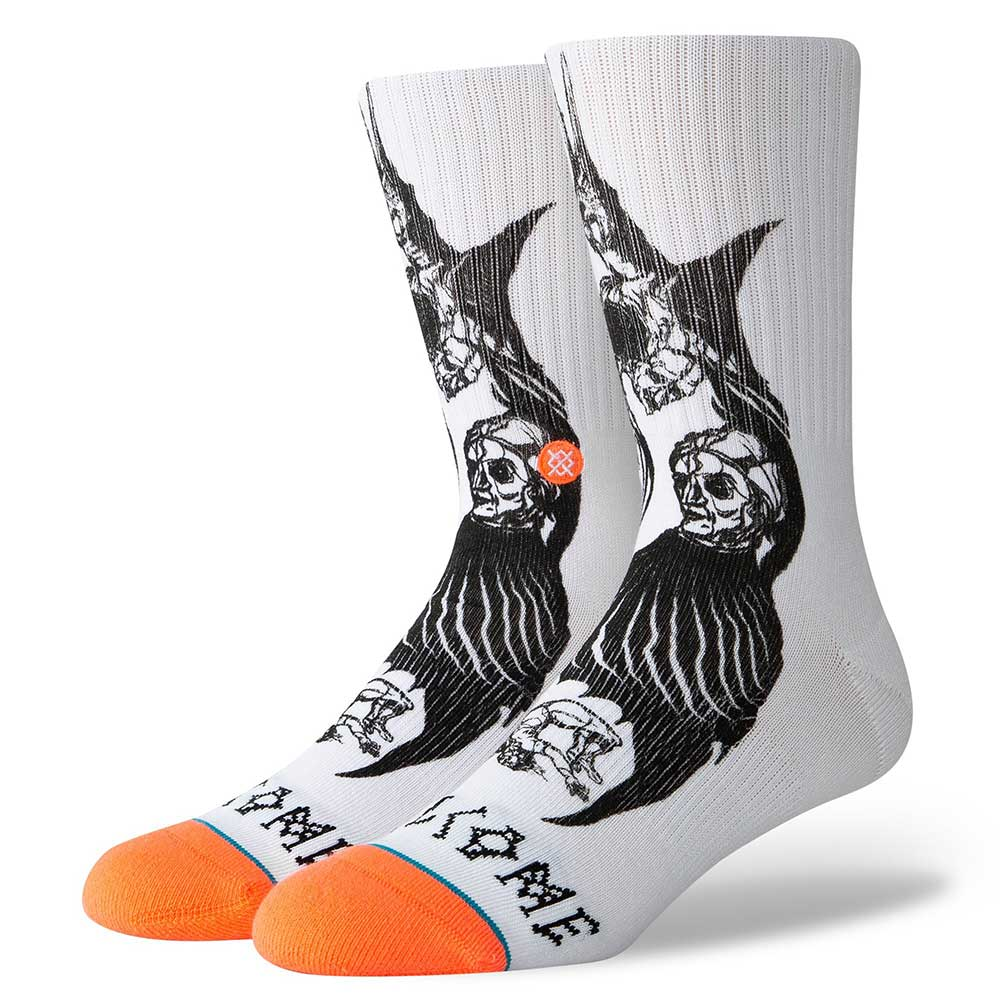 Stance Darkness ανδρικές κάλτσες - m556b19dar-wh