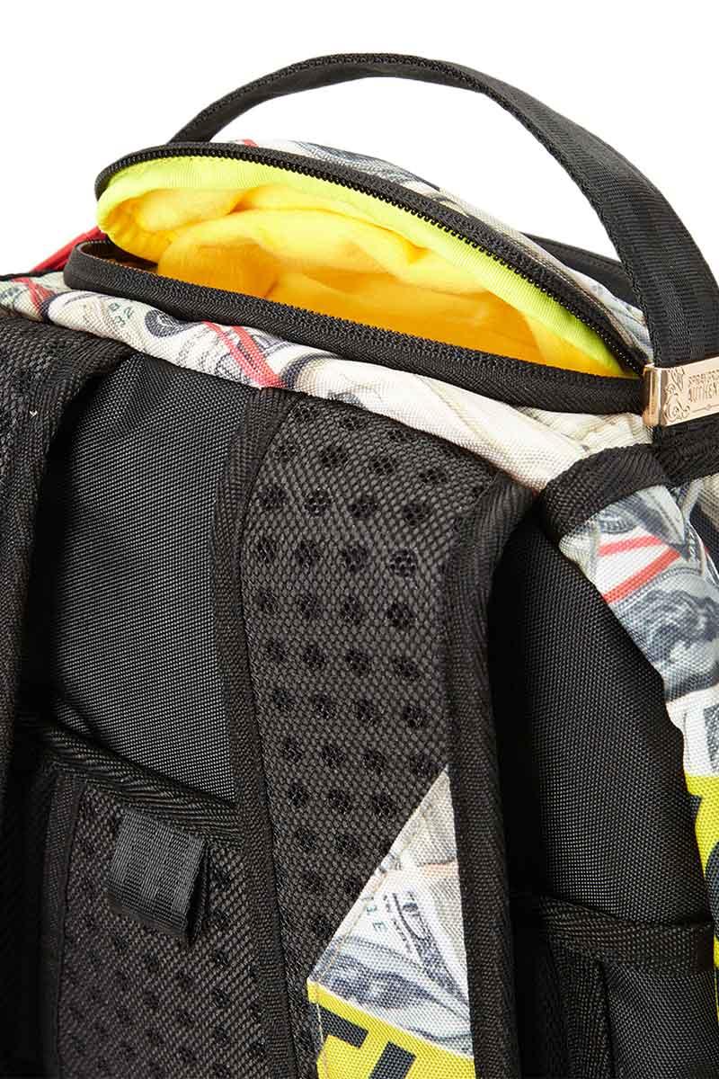 Sprayground backpack Keep hustling