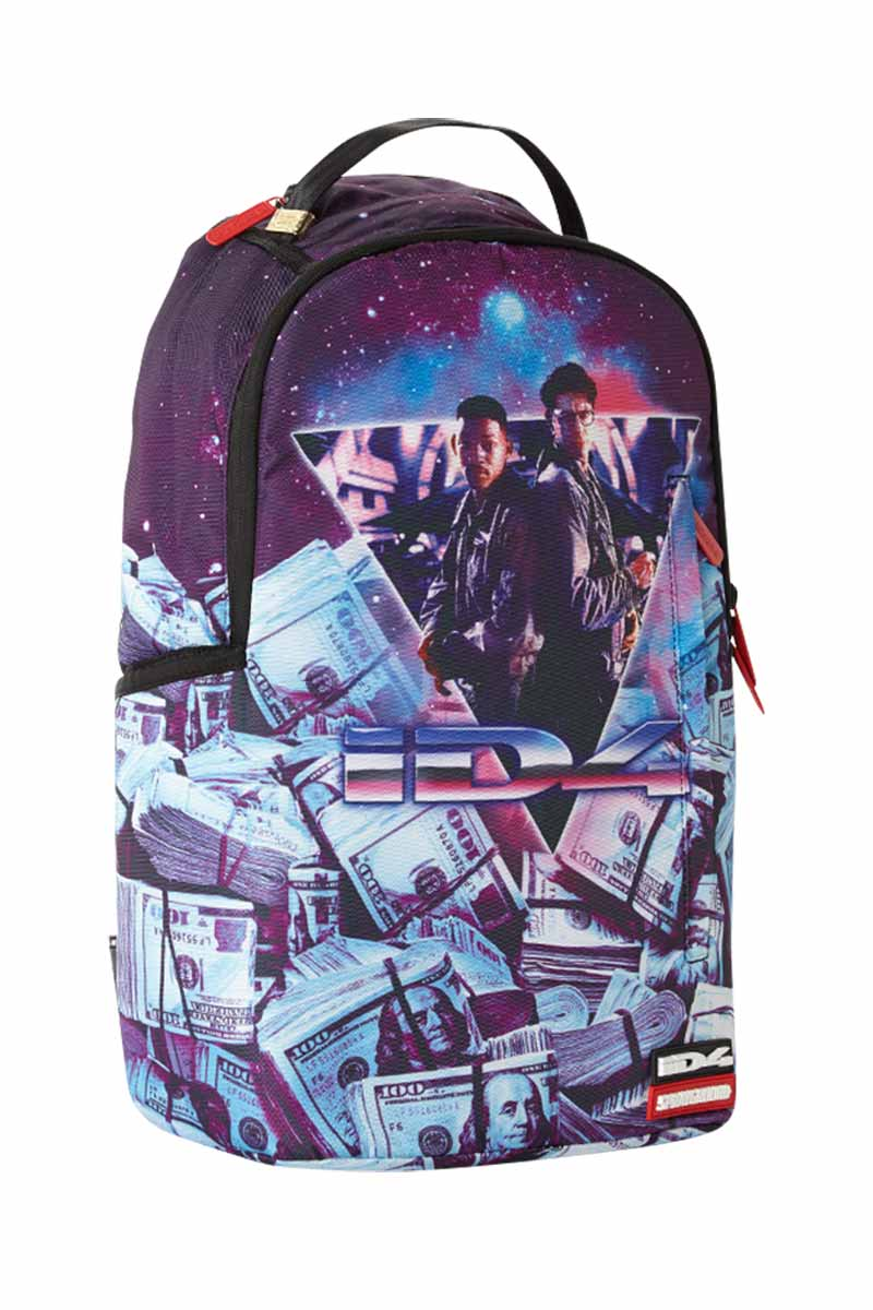 Sprayground backpack Independence day money