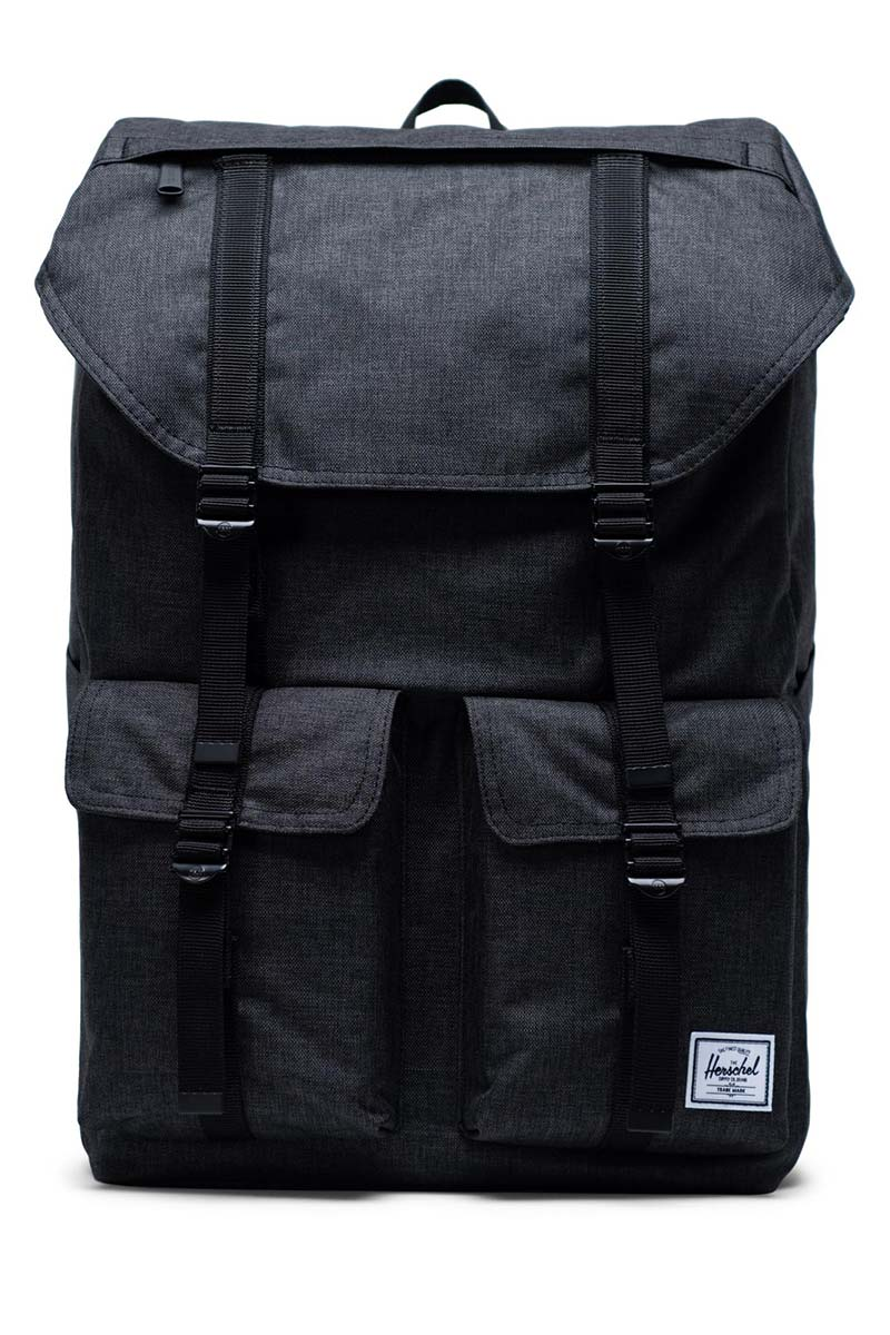 Herschel Supply Co. Buckingham backpack black crosshatch - 10509-02090-os