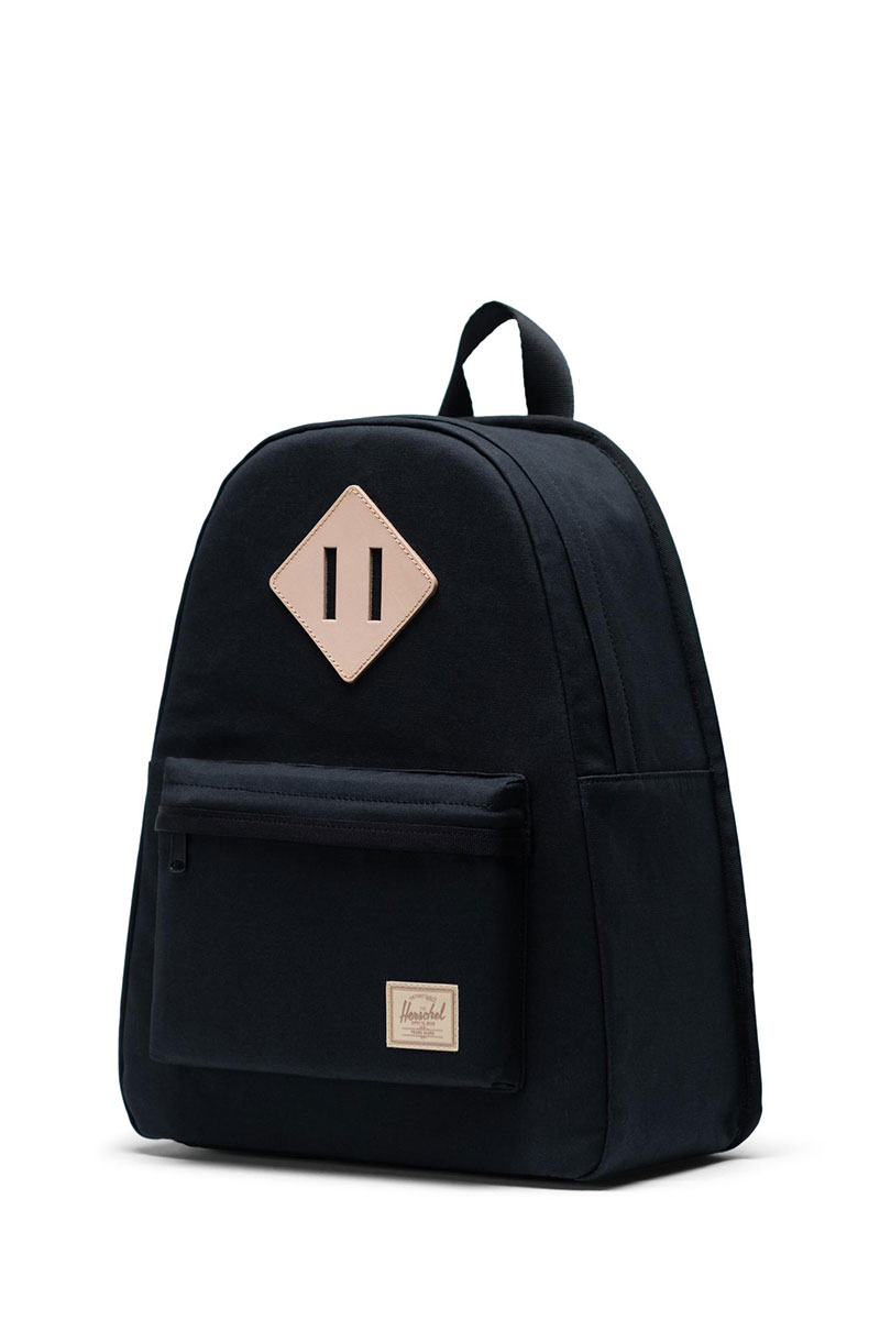 Herschel Supply Co. Heritage small backpack canvas black