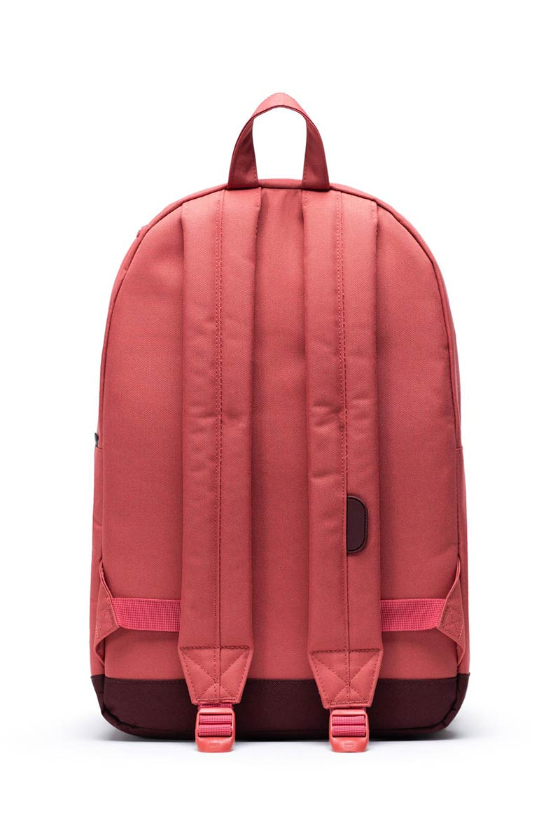 Herschel Supply Co. Pop Quiz backpack mineral red/plum