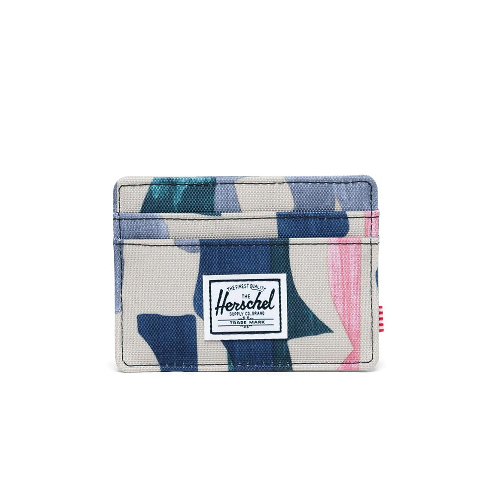 Herschel Supply Co. Charlie RFID wallet abstract block - 10360-02995-os