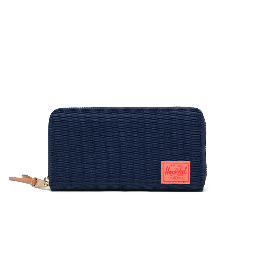 Herschel Supply Co. Thomas RFID wallet peacoat/hot coral - 10384-02990-os