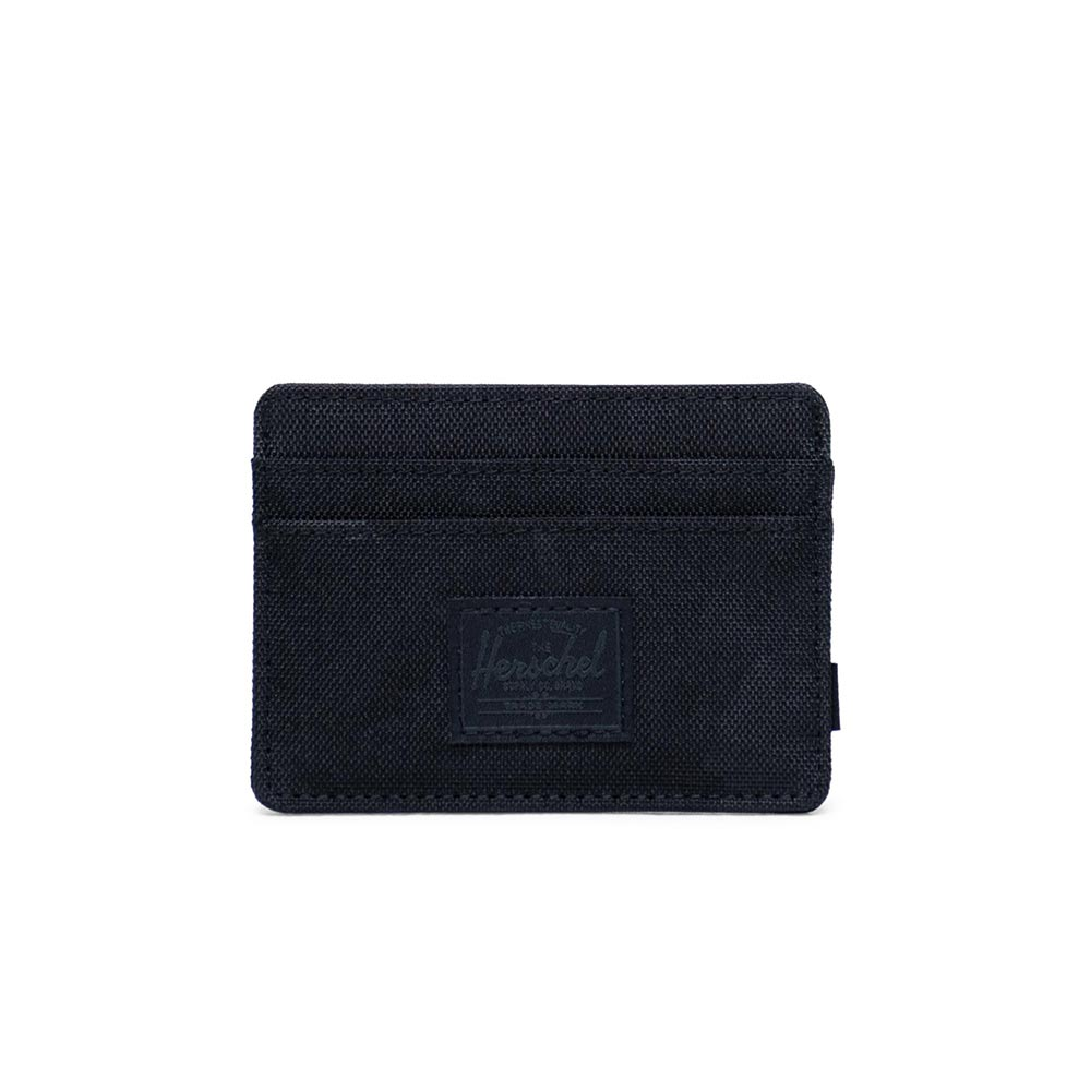 Herschel Supply Co. Charlie RFID wallet black/tonal camo - 10360-02987-os