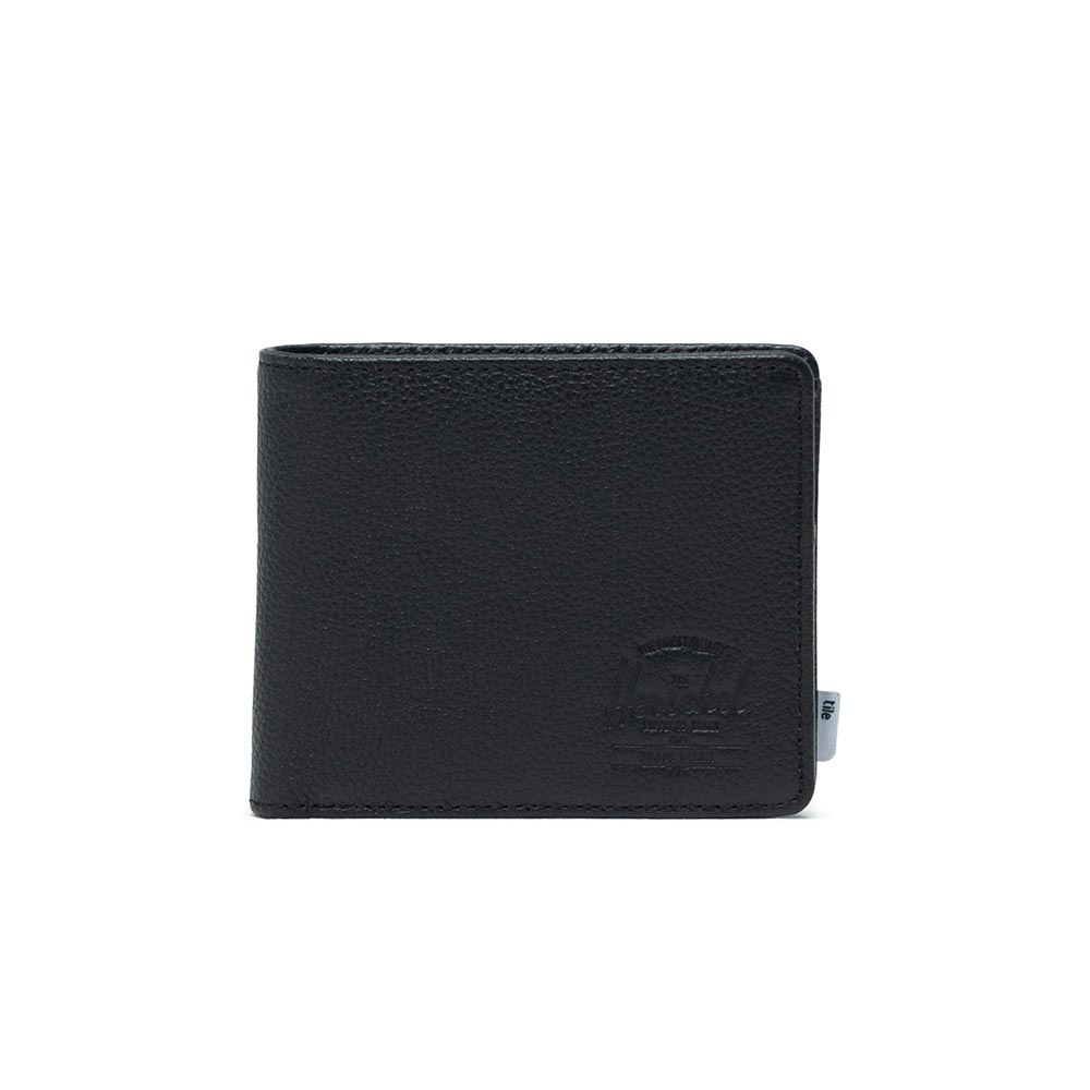 Herschel Supply Co. Roy coin XL+Tile wallet black leather - 10423-01885-os