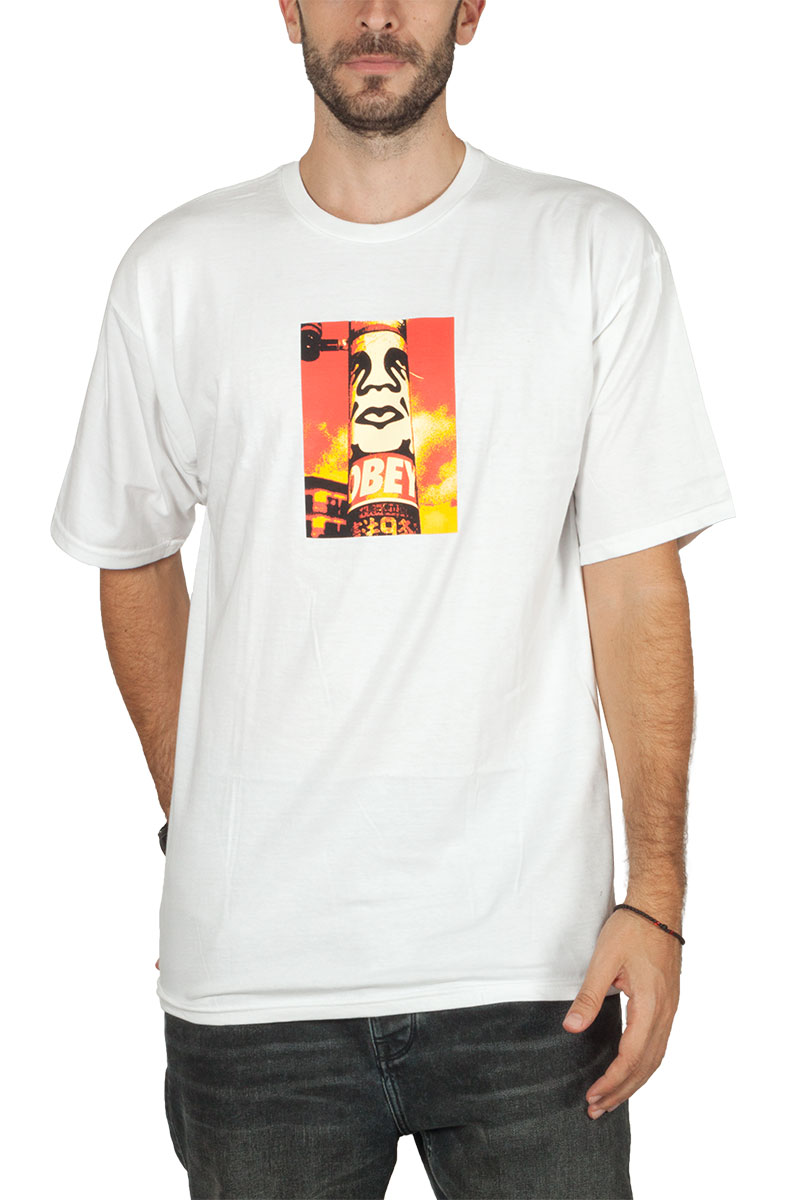 Obey t-shirt Pole 30 years - 163082257