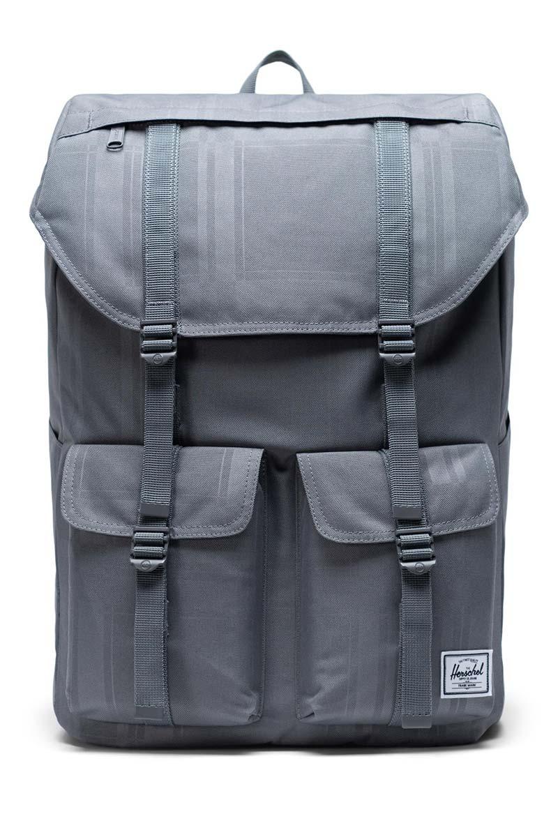 Herschel Supply Co. Buckingham backpack quiet shade plaid - 10509-03268-os