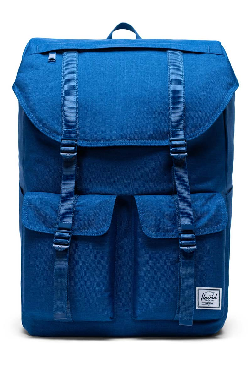 Herschel Supply Co. Buckingham backpack monaco blue crosshatch - 10509-03262-os