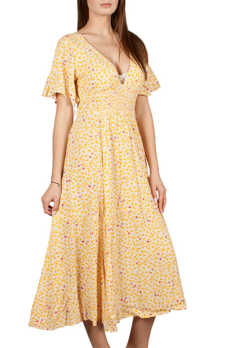 Free People In full bloom midi dress - ob1060987