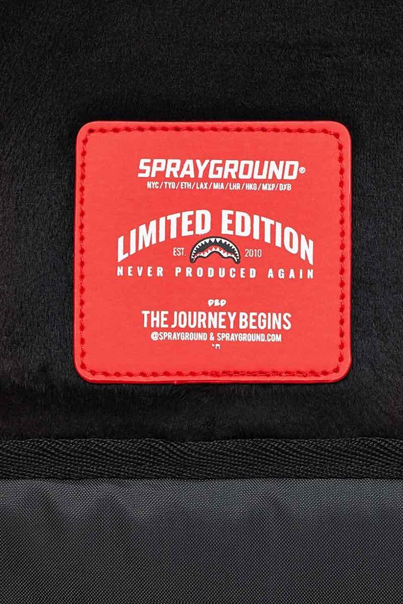 Sprayground Richie Rich on the run backpack