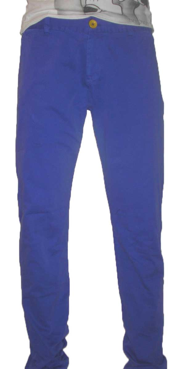 Old Glory Gr ανδρικό παντελόνι Chinos purple - olg-c3p