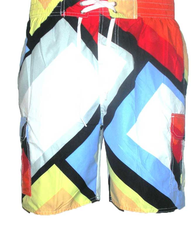 "Men's swim short ""multi"""