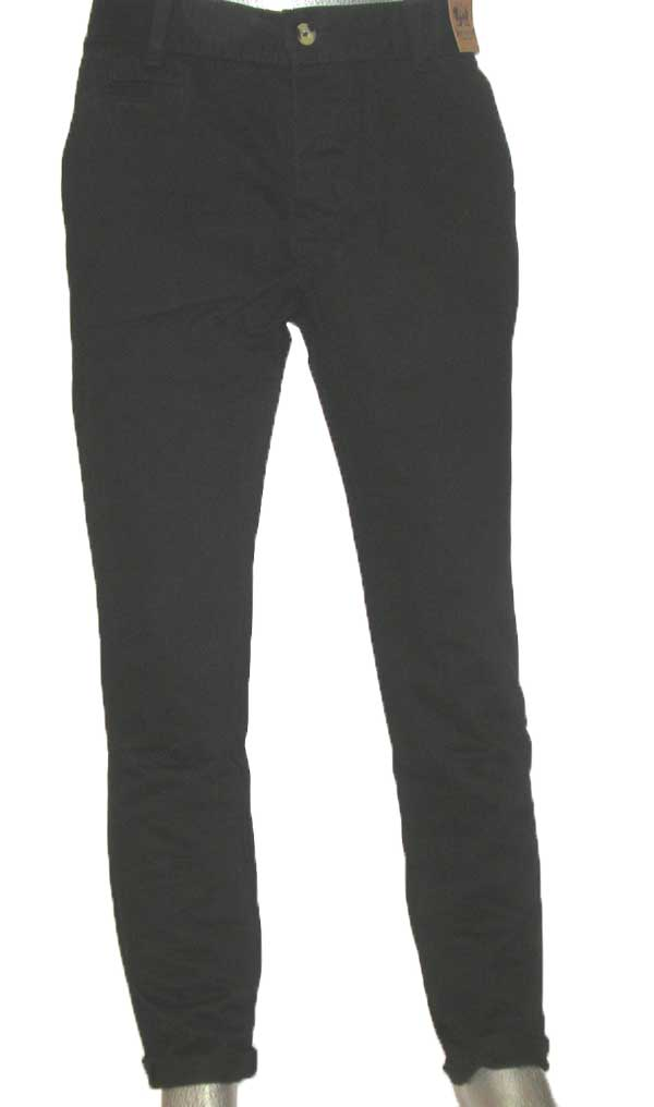 Bellfield chino pants Templar black