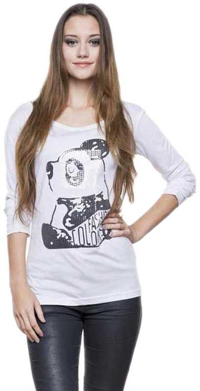 Γυναικεία μακρυμάνικη λευκή μπλούζα γυναικεια     μπλούζες