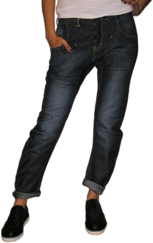 Rutme relaxed fit jeans - 8913514