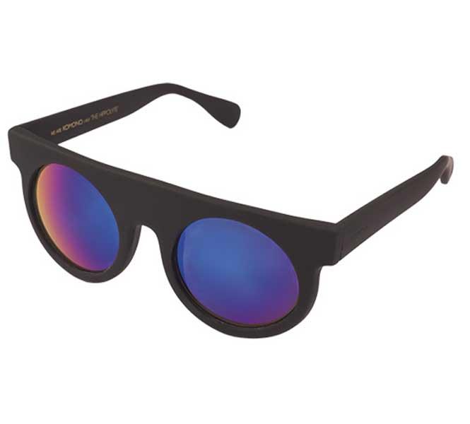 106d3fe197 Komono Γυαλιά ηλίου Hippolyte σε χρώμα black rubber