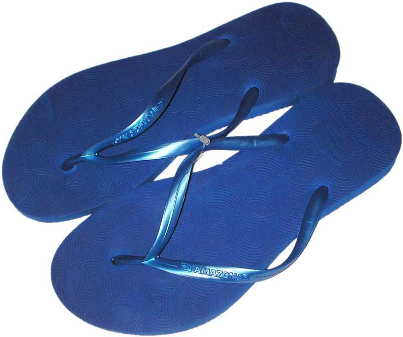 Amazonas Fun γυναικείες σαγιονάρες μπλε ρουά