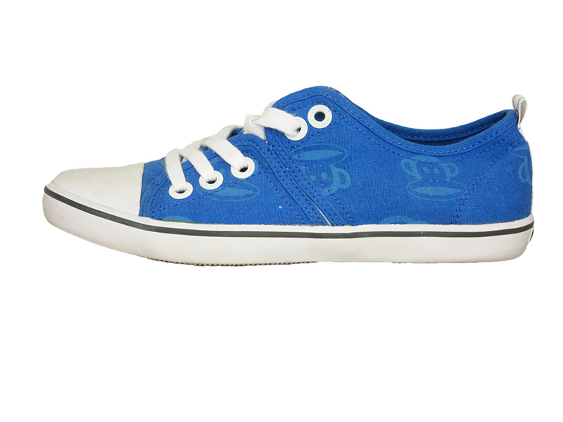 Paul Frank γυναικεία χαμηλά sneakers Julius head σε μπλε