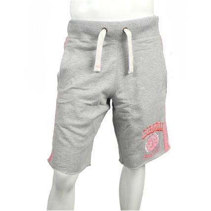 Cabaneli shorts lightgray-pink