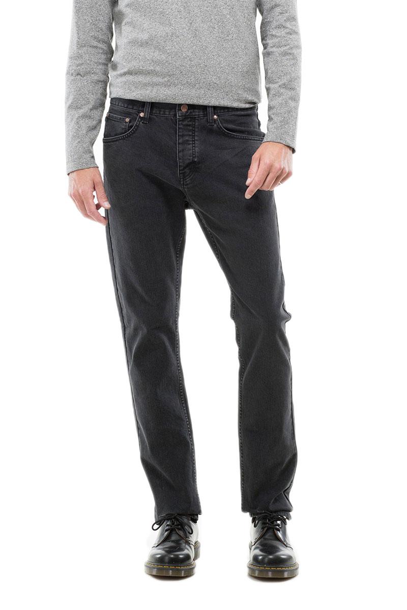 Dr Denim ανδρικό jeans Steve vintage μαύρο ανδρικα   jeans