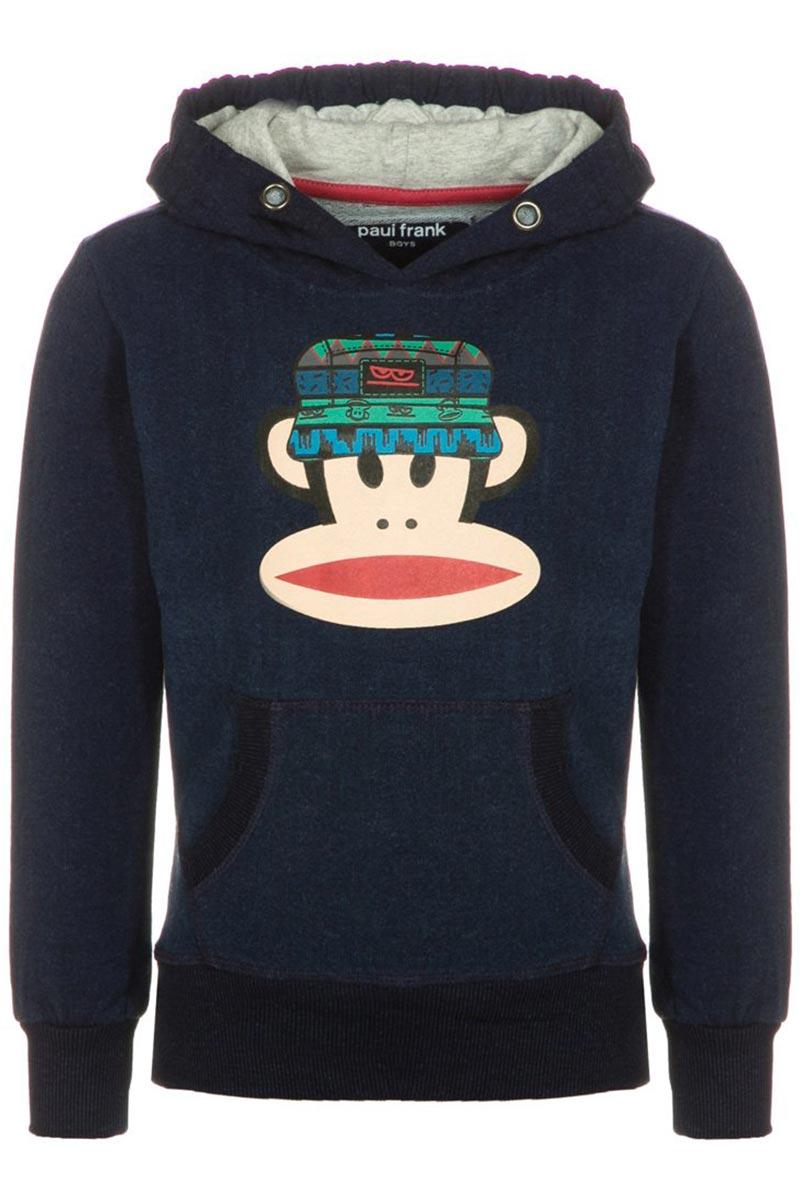 a4355650054 Paul Frank παιδική φούτερ μπλούζα με κουκούλα baseball cap