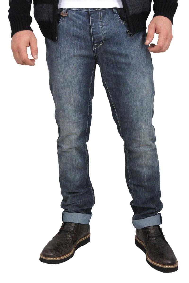 Ανδρικό jean ξεβαμμένο